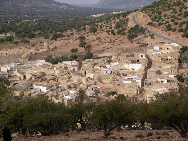 Morocco - Imin%252527tlit%252520from%252520hill.JPG