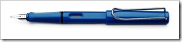 Lamy safari_blue_FH