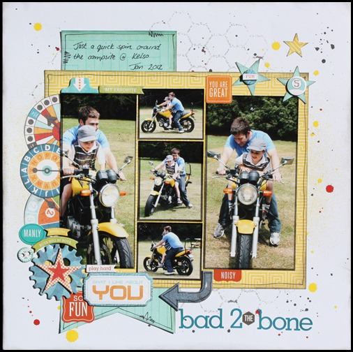 bad 2 the bone