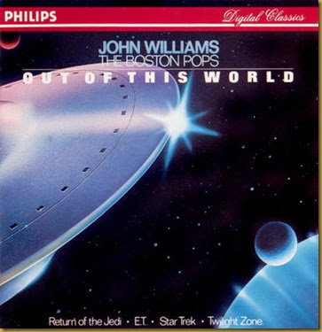 Williams Out of this world