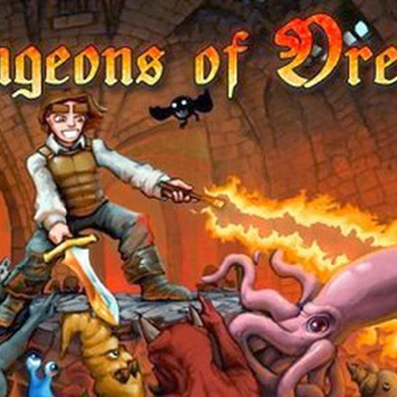 Dungeons of Dredmor gioco di ruolo stile roguelike.