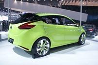 Toyota Dear concept hatchback 2