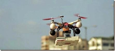 dronepizza