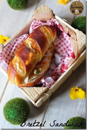 Bretzel Sandwich 13