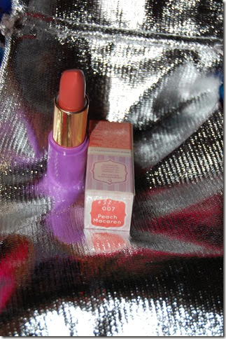 Immagine Neve Cosmetics, Dessert à Lèvres, Peach Macaron