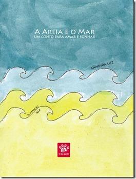 capa A Areia e o Mar