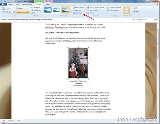 Windows Live Writer 2