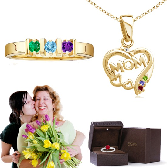 Best Jewelry Gifts for Mom