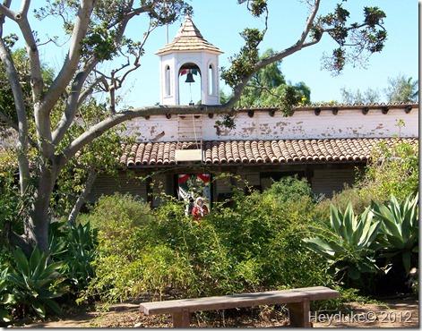 Old Town San Diego Casa de Estudillo 2