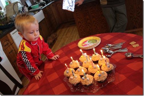 Clarks second birthday 069