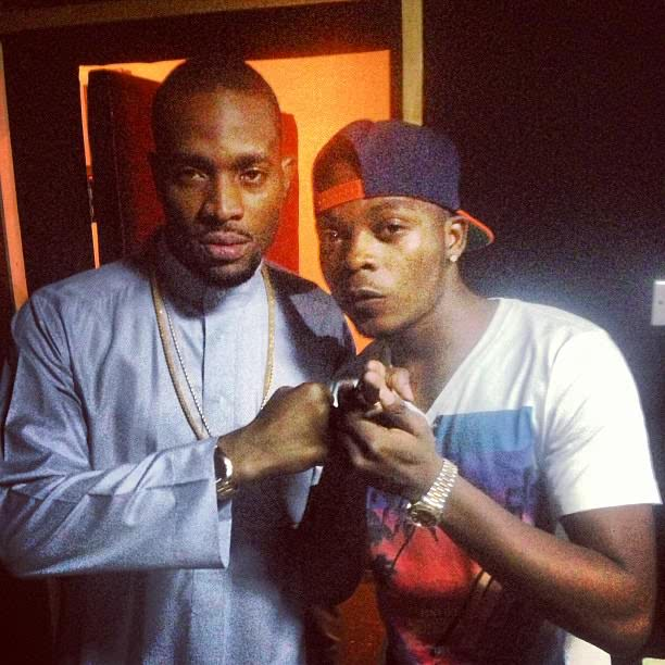 (SNM GIST) D'BANJ AND OLAMIDE CLASH AT ABEOKUTA'S STAR TREK CONCERT