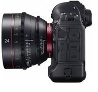 Canon EOS 1 D C, left