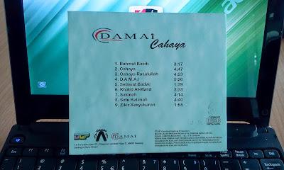 album kumpulan nasyid damai