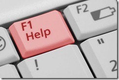 F1 key