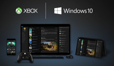 Xbox and Windows 10