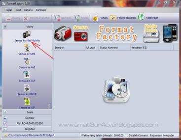 format factory GUI
