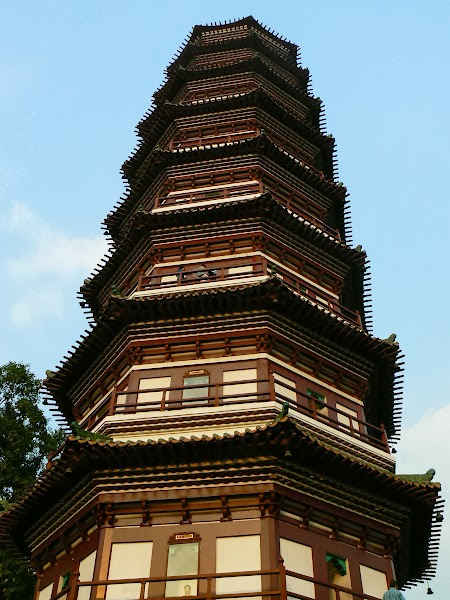 Pagoda din Canton