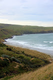 Papanui Beach - Otago Peninsula, New Zealand