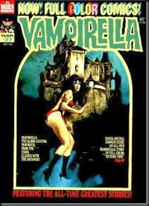 Vampirella Sept 73