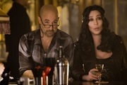 Stanley Tucci and Cher star in Burlesque