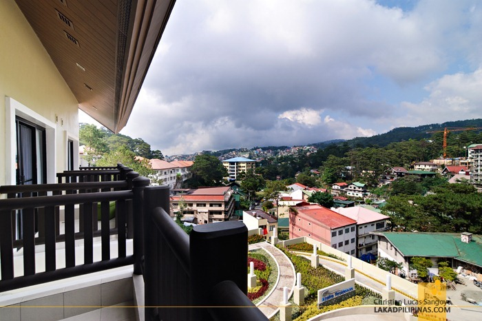 The View from Baguio City's Azalea Residences