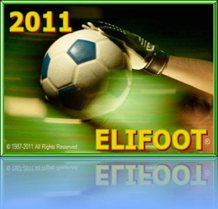 Elifoot 2011 Official Logo