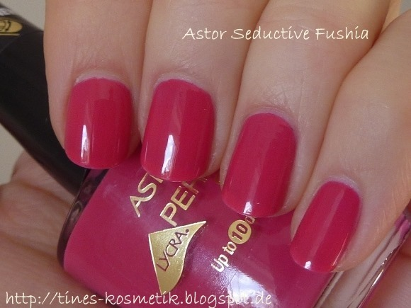 Astor Seductive Fushia 1