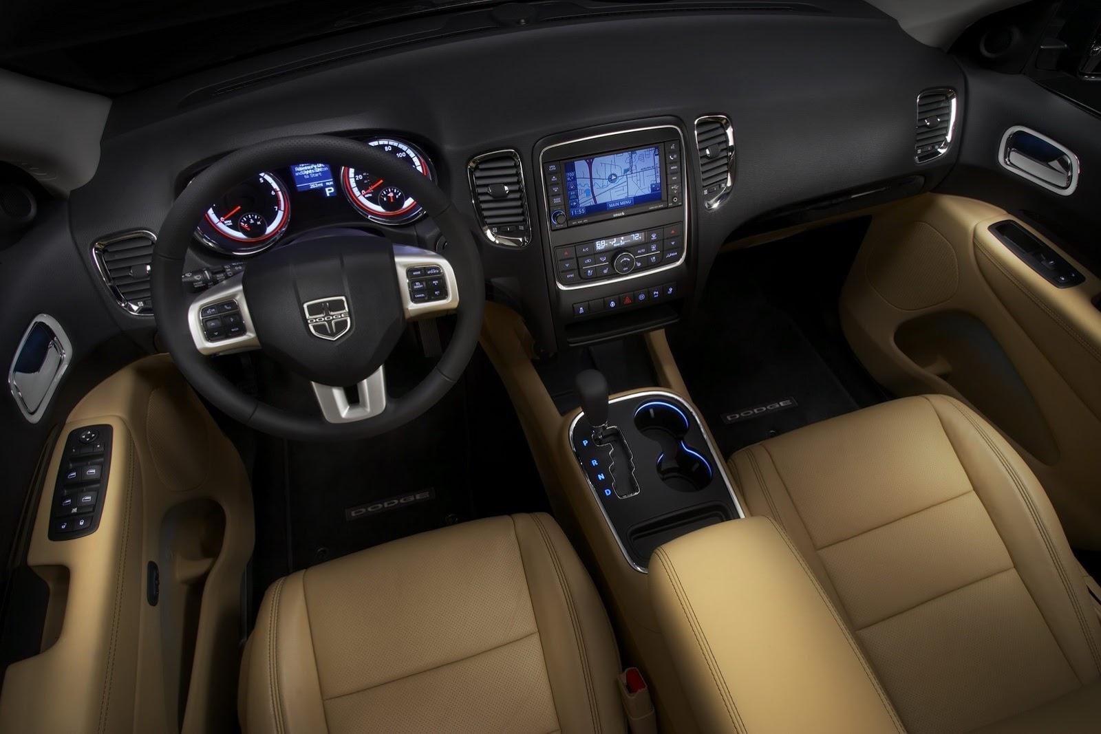 Etiquetas: Auto Show de Detroit 2013 , Dodge , Dodge Durango