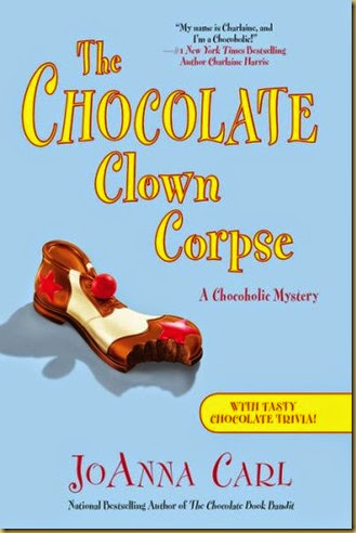 The Chocolate Clown Corpse cover