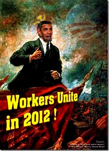 Obama-Lenin - Workers Unite