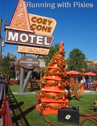 Cozy Cone Christmas Tree