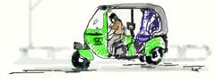 rajesh r nair - green auto