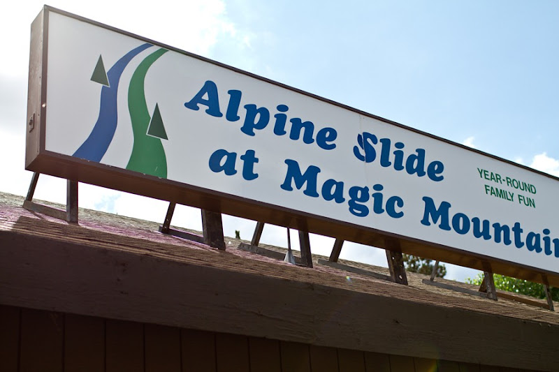 alpine slide-1