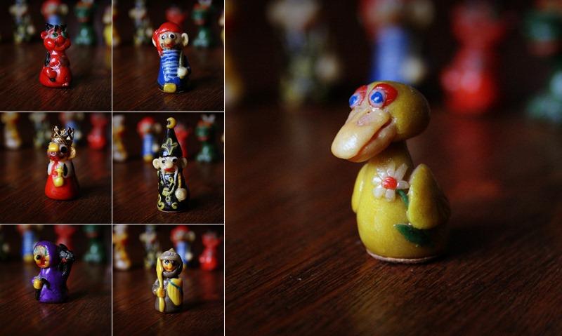 Nachgemacht - Selbstgemachte Suralin-Spielfiguren aus der DDR anzeigen