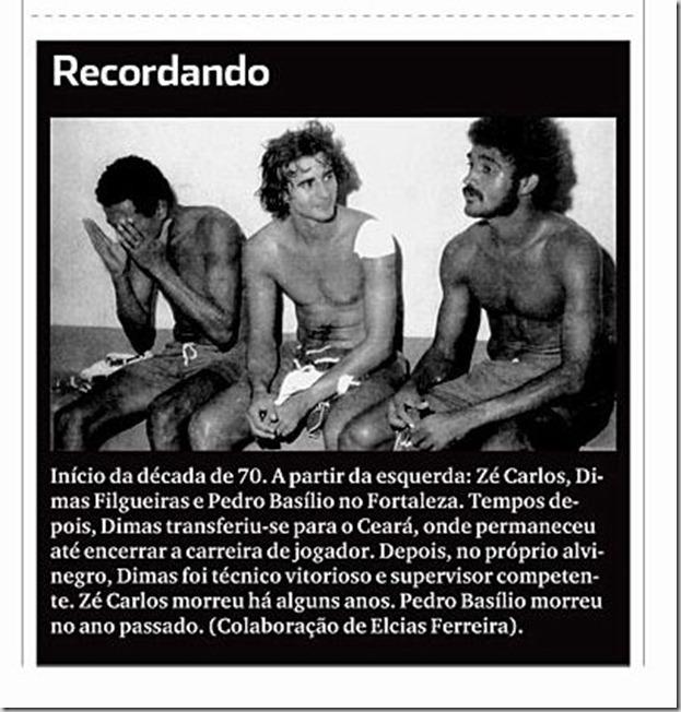(1970) - Ze Carlos, Dimas e Pedro Basilio