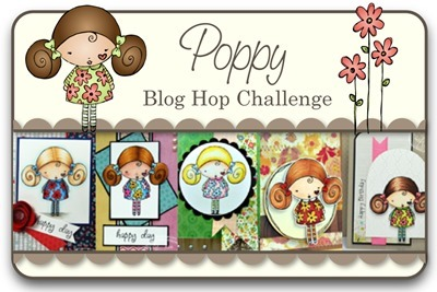 Poppy Blog Hop Challenge