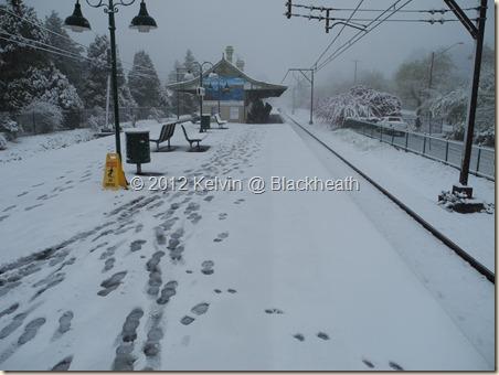Blackheath snow 8