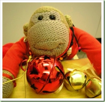 Jingle Bells Monkey