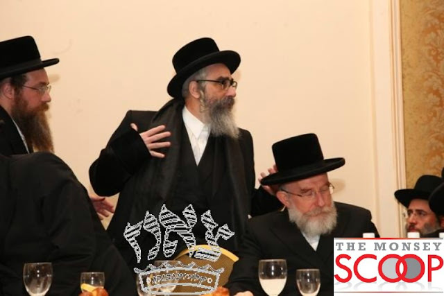 Sanz Klausengberg Annual Dinner In Monsey - 07.JPG