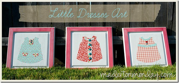 Little Dresses Art