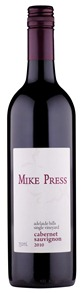 Mike Press Wines Cabernet Sauvignon 2010