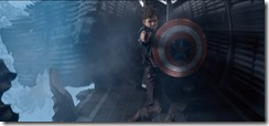 Captain America Bucky and Shield