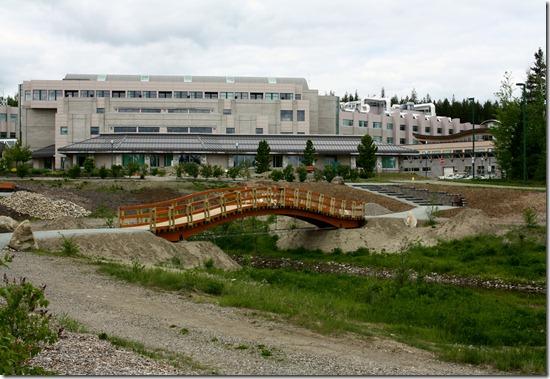 UNBC Bridge