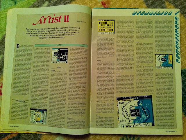 Análisis de Artist 2