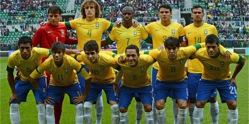 Prediksi & Jadwal Brazil vs Kolombia Uji Coba Kamis 15 November 2012