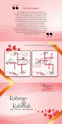 Template - Kad Kahwin 3 Fold v01 (front)