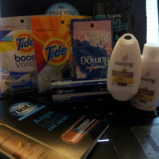 P&G brand sampler program