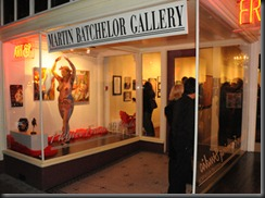 Martin Batchelor Gallery Show 2