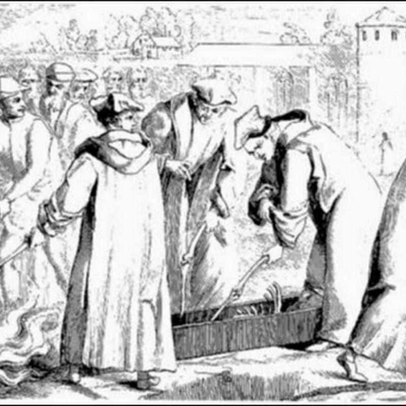 5 personagens históricos que foram julgados depois de morrerem