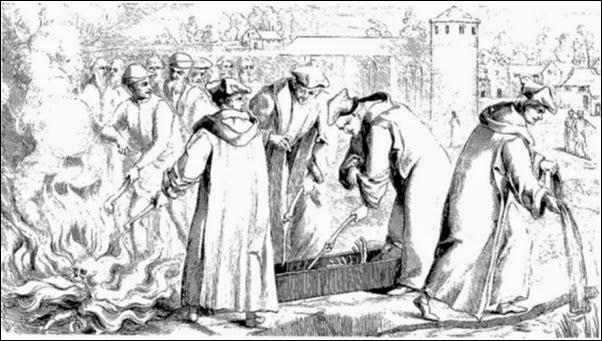 O Julgamento de Wycliffe